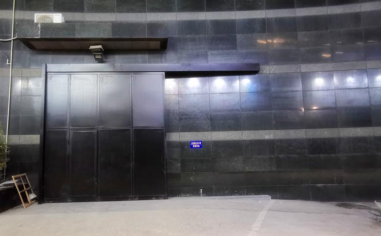 上海藝海劇場-意大利DITEC迪泰柯平移式開門機CROSS18E