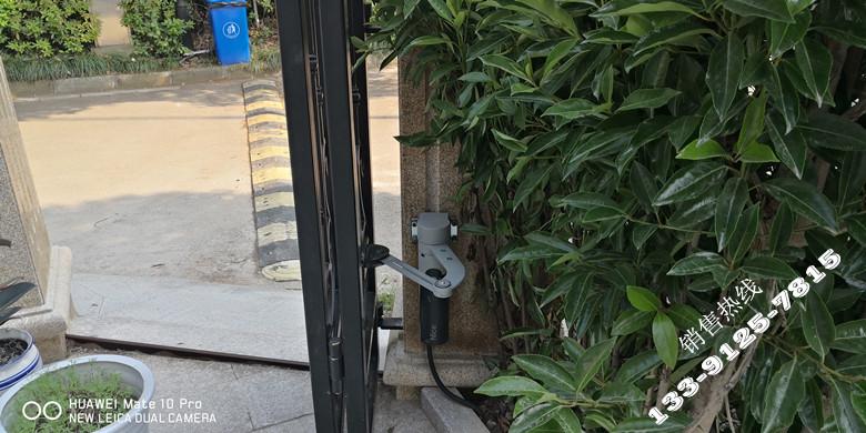 綠洲千島花園536-意大利Nice曲臂開門機