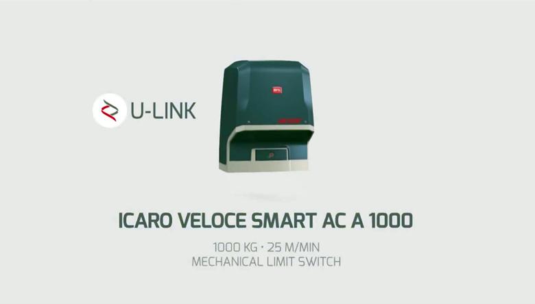 意大利BFT快速平移门电机