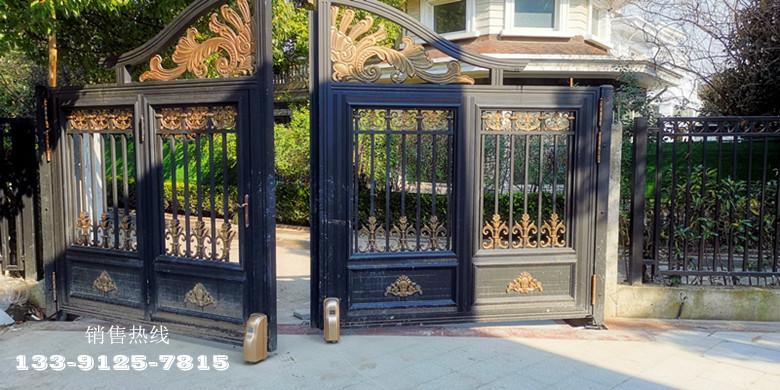 頤景園102號-阿爾卡諾ALCANO別墅庭院八字對開門機PM180