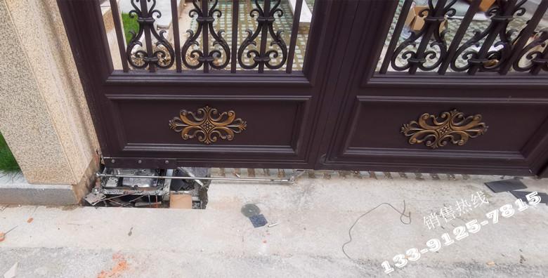 Nice開門機和鋁藝懸浮折疊門