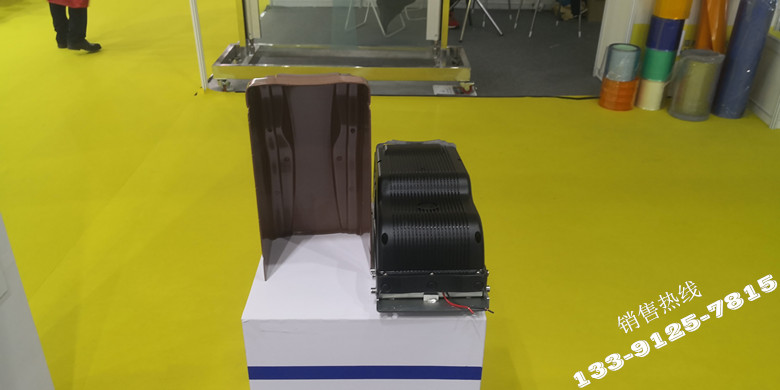 卡諾林豪華重型輪式八字開門機DCK900系列