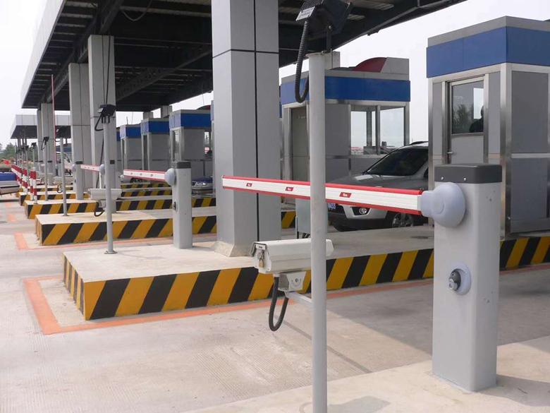某機場采用意大利Nice停車場系統