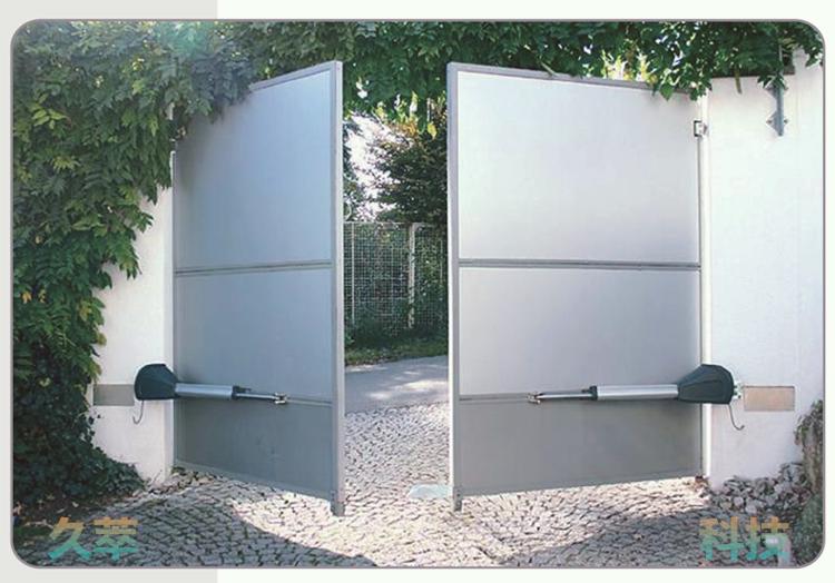 德国索玛SOMMR豪华重型直臂平开门机TwistXL安装图片