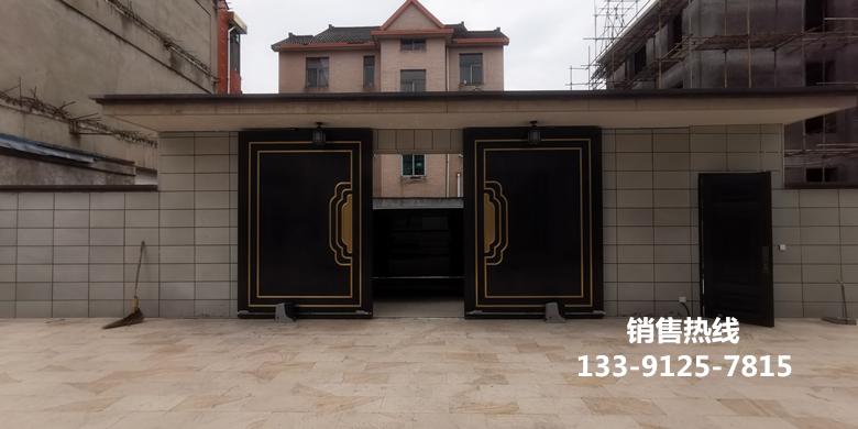 蕭山私家別墅-意大利進口耐氏Nice平移門電機ROBUS