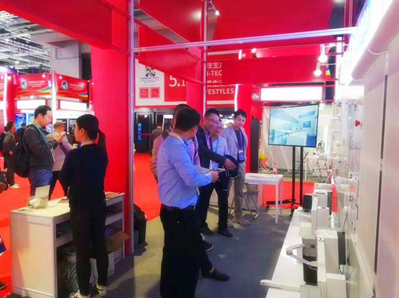Nice亮相第二屆中國國際進口博覽會